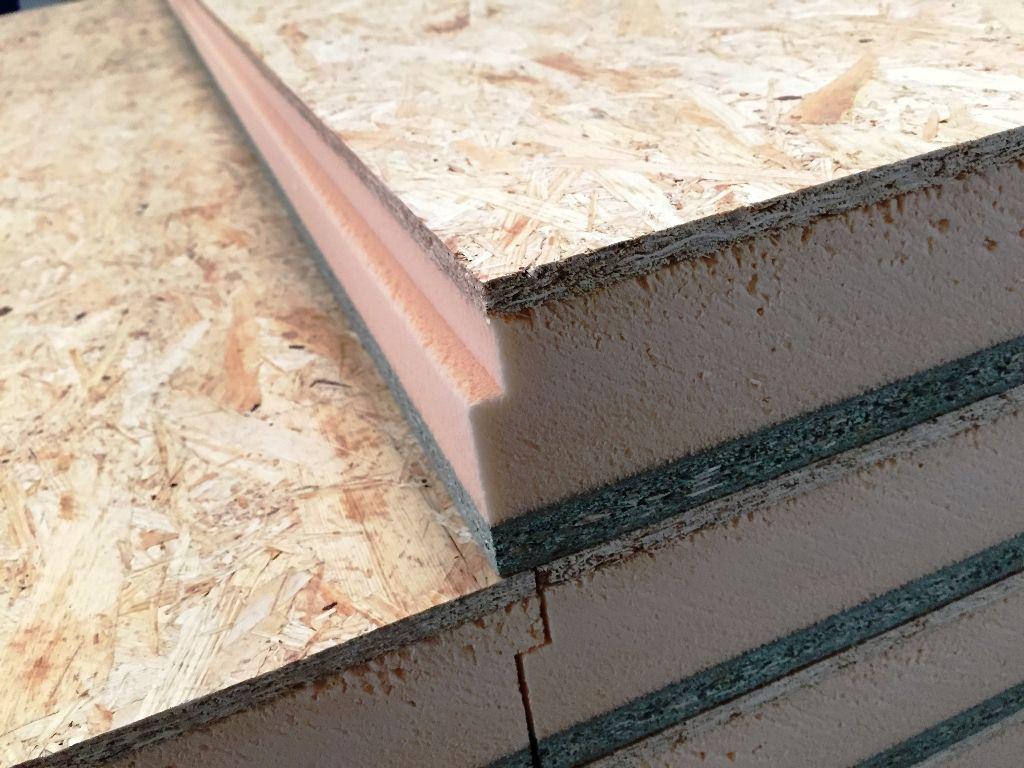 panel sandwich osb madera para obra portugal lopezpanel. Black Bedroom Furniture Sets. Home Design Ideas