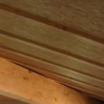 Cubierta Panel sandwich madera OSB